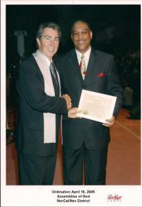 Dr. Ronald E. Hodges Ordination 2